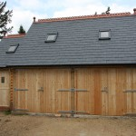 "Double Garage with Office - ""Landford"""