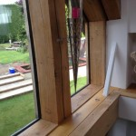 green oak framed wiltshire